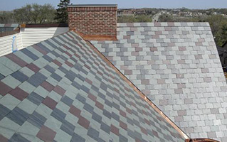 Slate Roofing The Slate And Tile Roofing Company